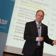 Neil Bentley, director of marketing for BASF