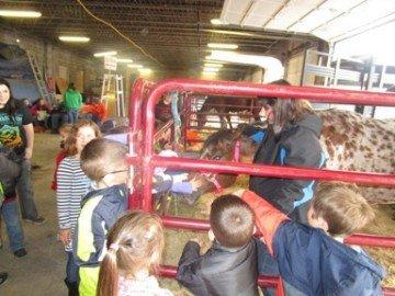 Arlington FFA Farm Day