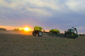 Oman3 corn planting