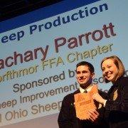 Sheep Production Zachary Parrott Northmor FFA