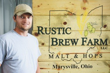 Hops and malt production capitalize on Ohio's brewery boom.