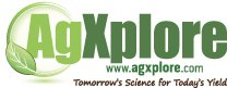 agxplore logo website tagline