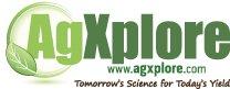 agxplore logo website tagline