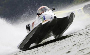 F1 powerboat racing may be making a long-term stay in Clark County. Photo provided by springfieldf1grandprix.com.