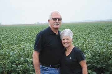 Daryl and his wife Cate currently live on and operate the Knipp Century Farm in Sandusky County.