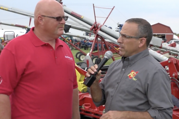 John Couch with SISCO-McFarlane talked to Dale Minyo about tillage.