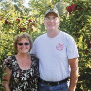 Jeff and Laura Burrer have carried on the Springhill Fruit Farm family tradition in Richland County.