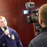 Joel interviews proficiency finalist Jason Jenkins.
