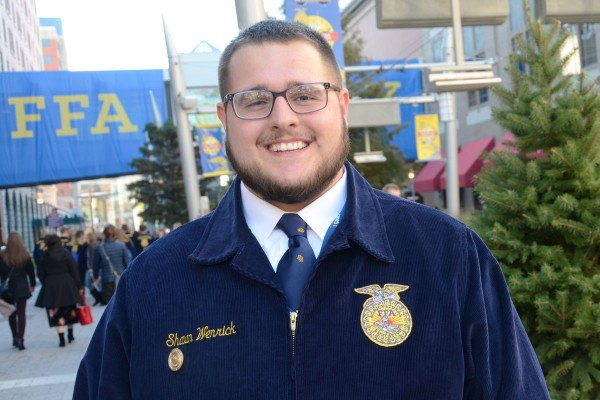 American Star in Agribusiness Finalist – Shaun Wenrick, Anna