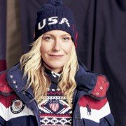 Olympic snowboarder Jamie Anderson will be wearing a hat, mittens and a sweater made from U.S. wool in the 2018 Winter Olympics. Photo provided by Ralph Lauren.