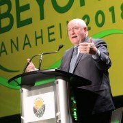 Sec. Sonny Perdue talked to attendees