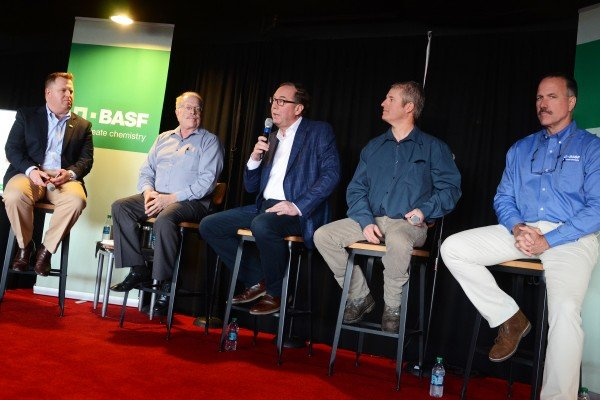 This BASF panel talked about insect resistance challenges and solutions.