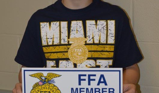 ME FFA MOTM April Tyler Laycox