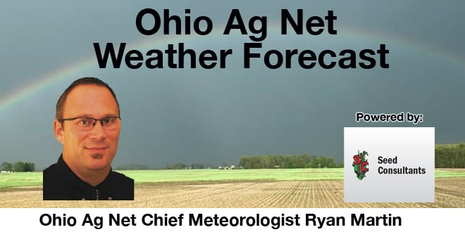 Ohio Ag Net Weather Forecast