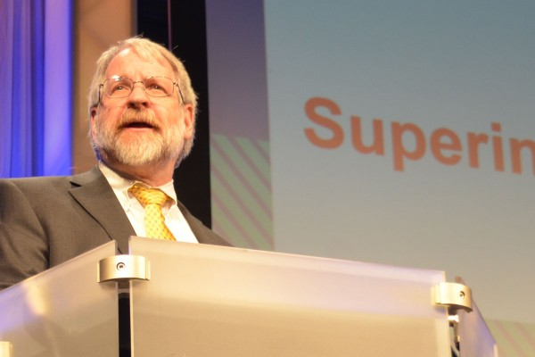 Paolo DeMaria, Ohio's Superintendent of Public Instruction