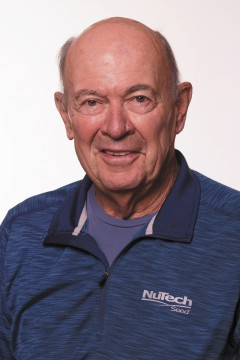Dave Huff, NuTech Seed Agronomist, Eastern Product Specialist
