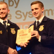 Environmental Science and Natural Resources – Luke Scott, Wynford FFA