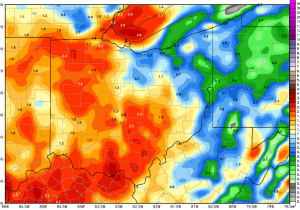 Ohio Ag Weather and Forecast — July 19, 2018
