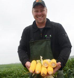 Preble Co. corn