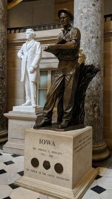"Norman Borlaug, ""Father of the Green Revolution"""