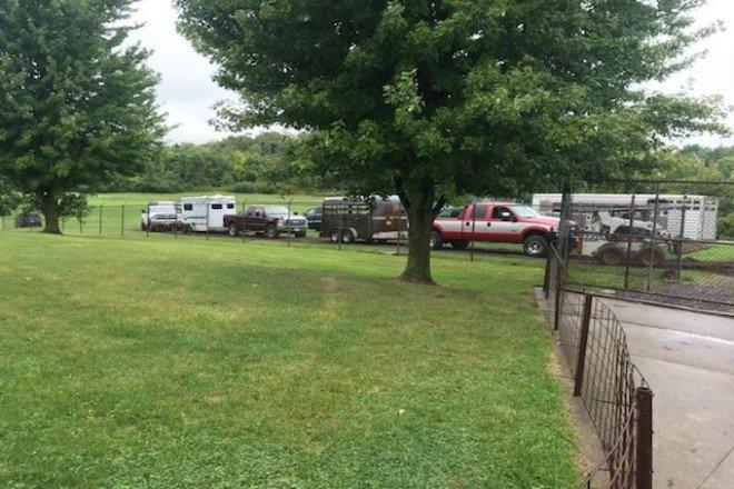 Wayne County Fair evacuates: Livestock heads to Richland County