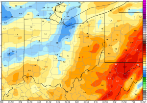 Ohio Ag Weather and Forecast November 21, 2018