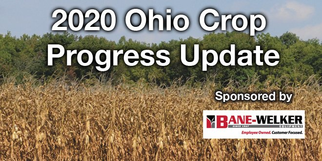 2020 Ohio Crop Progress Update