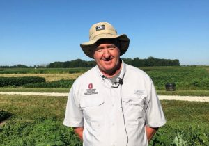 Mark Loux OSU Extension Weed Scientist