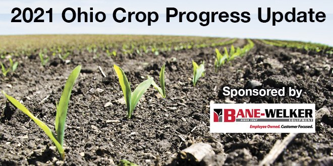 2021 Ohio Crop Progress Update